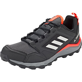 adidas TERREX Agravic TR Trail Running Schuhe Herren core black/grey one/solar red
